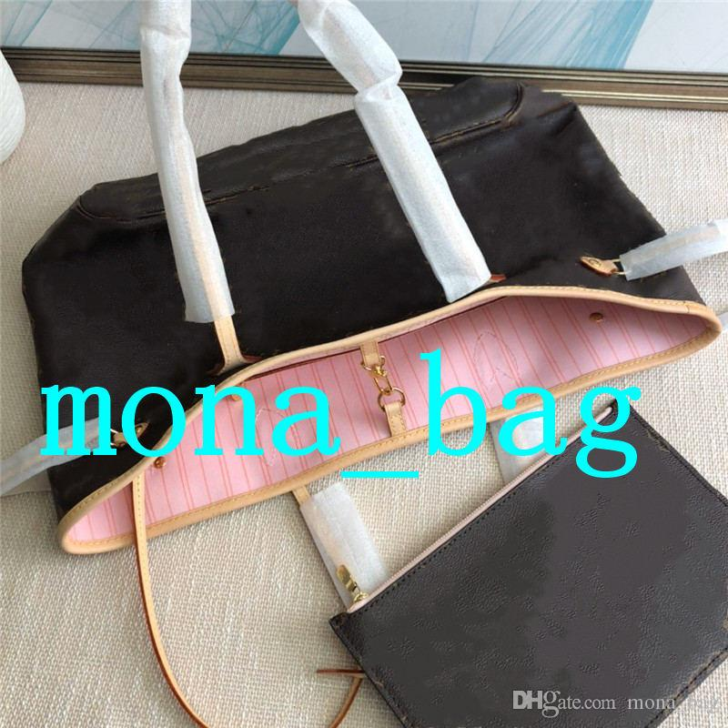 Designer Sacs à main de luxe Sacs à main Sacs à bandoulière Designer sac à bandoulière avec les femmes d'embrayage Wallet Card Holder 7 couleurs Taille 32cm