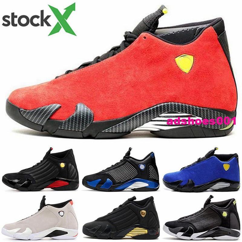 Sapatos dos homens negros Homens Jumpman 14 Retro EUR 46 47 Sneakers tamanho de basquete nos 12 13 Formadores corredores 14s meninos Jovens mulheres Moda Esportes