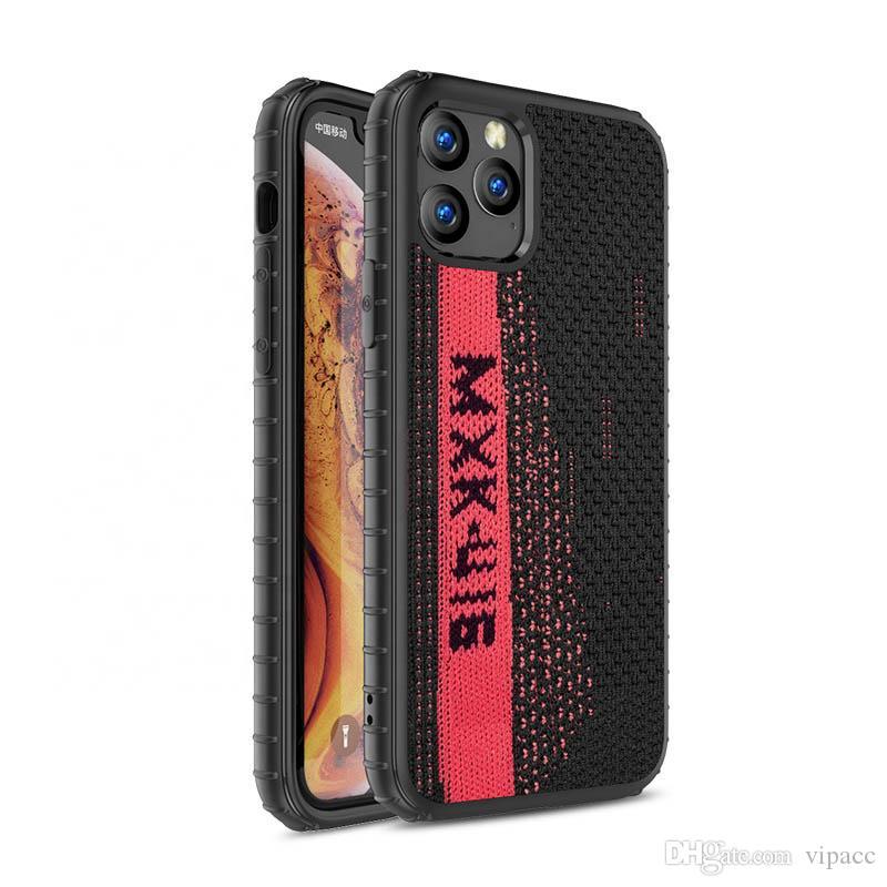 TPU della cassa del telefono di iPhone 11 Pro Max Xr Xs X antiurto posteriore del silicone per l'iPhone 7 8 Inoltre 6S 6