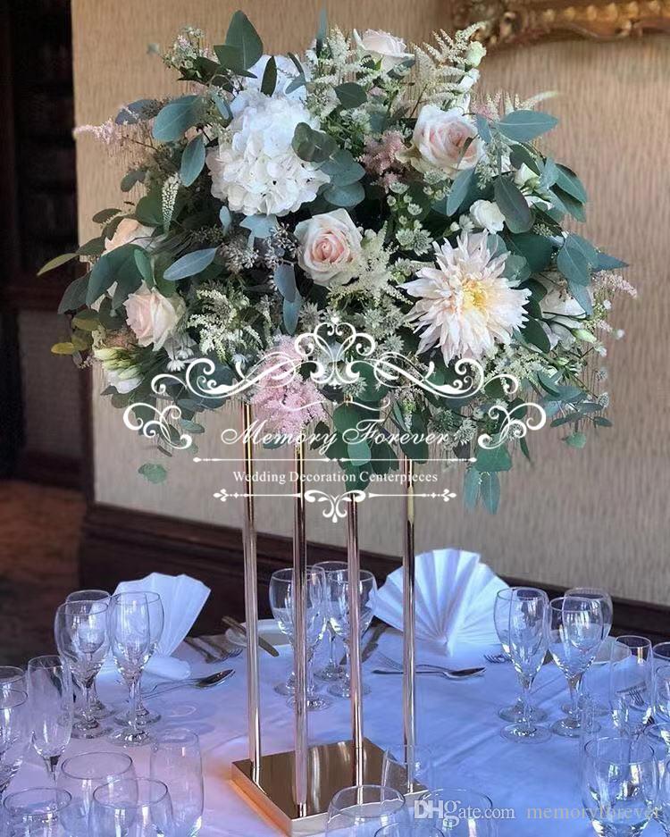 Geometric Flower Hanging Rack Christmas Wedding Garden Decoration Table Ornament