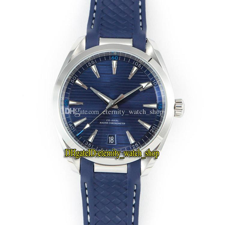 SSS Factory Aqua Terra 150m Series 220.12.41.21.03.001 Blue Dial 8900 Mechanical Automatic Mens Watches 316L-Steel Case Sport Watches