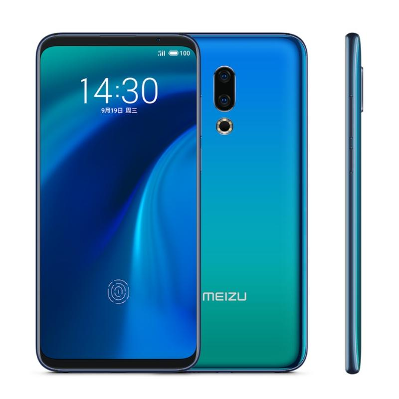 "Original Meizu 16th Plus 4G LTE Cell Phone 8GB RAM 128GB 256GB ROM Snapdragon 845 Octa Core Android 6.5"" 20.0MP Fingerprint ID Mobile Phone"
