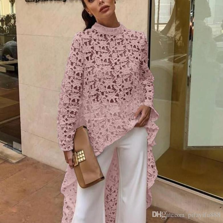 2020 2019 Summer Autumn Women Fashion Elegant Casual Patchwork ...