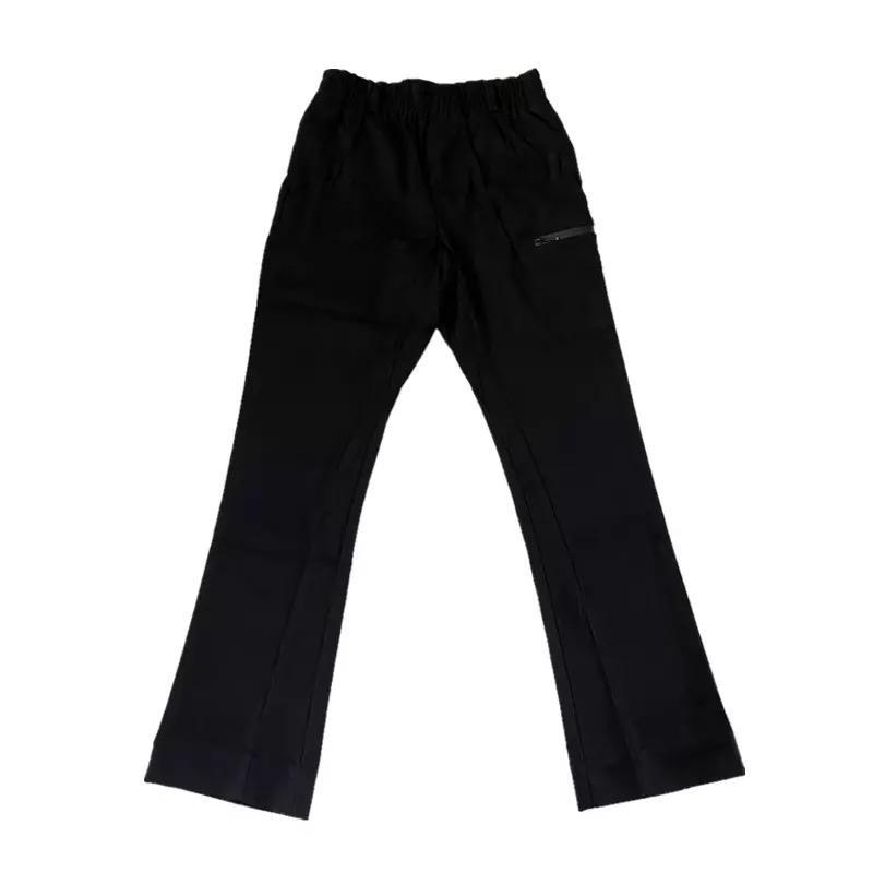 Mens Designer Hosen GALERIE DEPT 20SS Flare 3D Tailoring Wide Leg-Hosen-Hose-beiläufige lange Hosen Fashion Marke Jogginghose