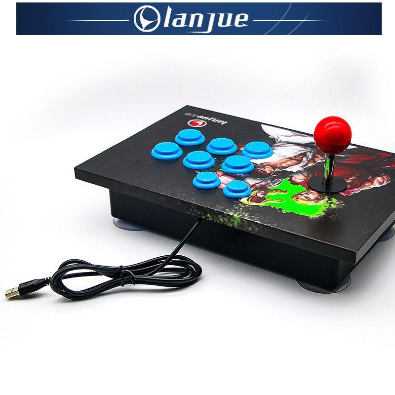 97 Boxing King USB-Joystick für Arcade-Computer Joystick-Spiel Android-Handy-TV-Joystick