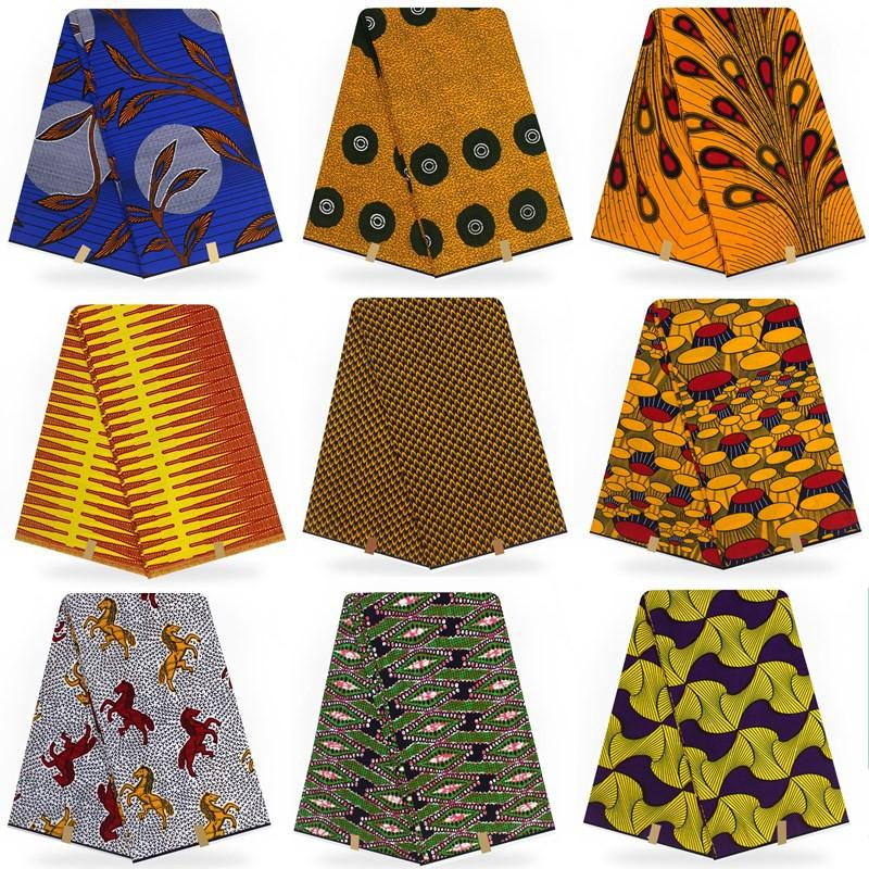 Excellent design veritable dutch real hollandais wax ,African printed fabric 100% cotton high quality T110301