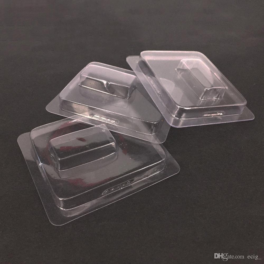 Clam Shell Vuoto confezione della cartuccia Pods Blister per Coco Pods OP3 OP2 Vape Mod Pod Starter Kit Clam Shell Packaging