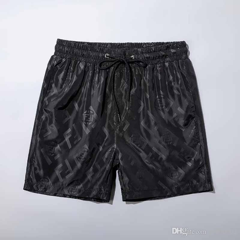 Pantalones Bañadores playa resaca del verano pone en cortocircuito la venta caliente de alta calidad impresa letra de los cortocircuitos del tablero de caballero Bañador de natación