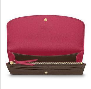 2019 Европейский классический дизайн мужчины и женщины долго бумажник сцепления сумка качество хорошее, как gift689