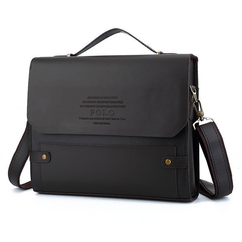 2018 New Arrival Tote Computer Briefcase Male Crossbody Laptop Briefcase Big Capacity Attache Case Anti Theft Portfolio Bags