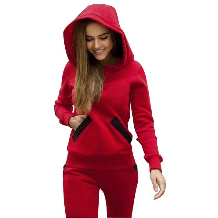 vraiment pas cher Bons prix extrêmement unique 2019 Woman Fashion 2018 Winter Sets Women Knitted Sweatshirt Warm Ensemble  Sport Femme Tracksuit Outfits Velour Two Piece Set From Jujubery, &Price; |  ...