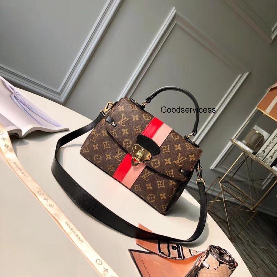 2020 Moda womenmen migliori signore spalla M48998 27..20..10cm Satchel borsa del Tote del messaggero di Crossbody Handbagt portafoglio NEW CLASSIC