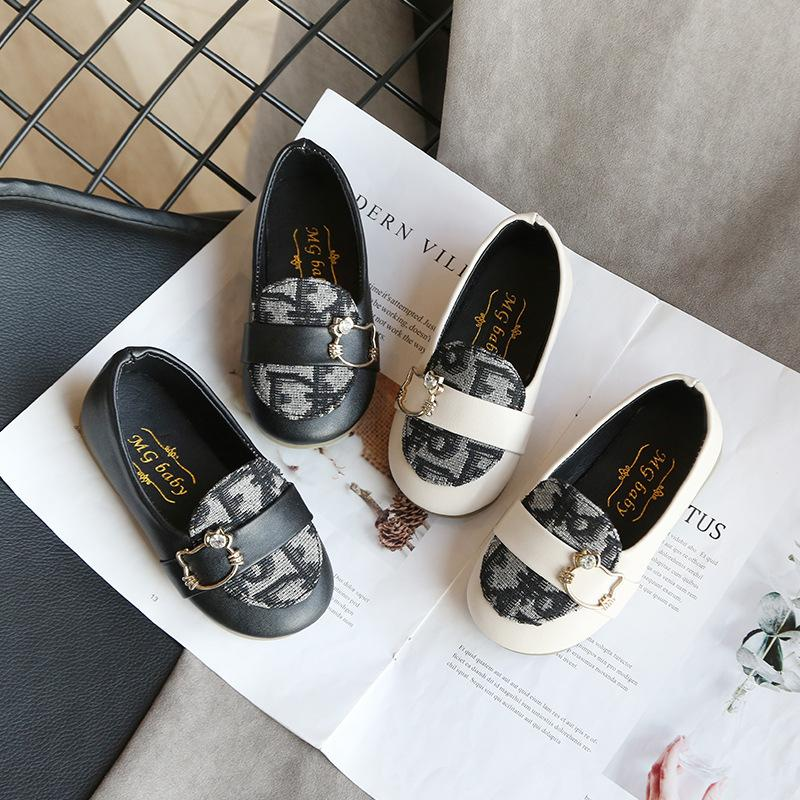 New Style Baby Shoes PU Leather First