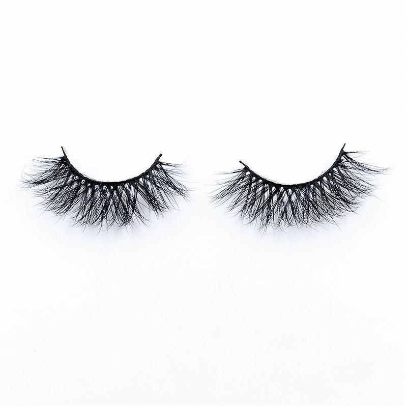 Eye Lashes Makeup Mink Wimpern Dickes natürliche lange falsche Wimpern 3D Mink Lashes High Volume Weiche dramatische Schönheit