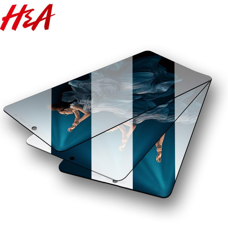 3pcs Honor 8X 7X vidro moderado para o Huawei Honor 20 10 Tela 9 Lite Phonoe protetor de vidro para a honra 20i 8a 8c vidro de proteção