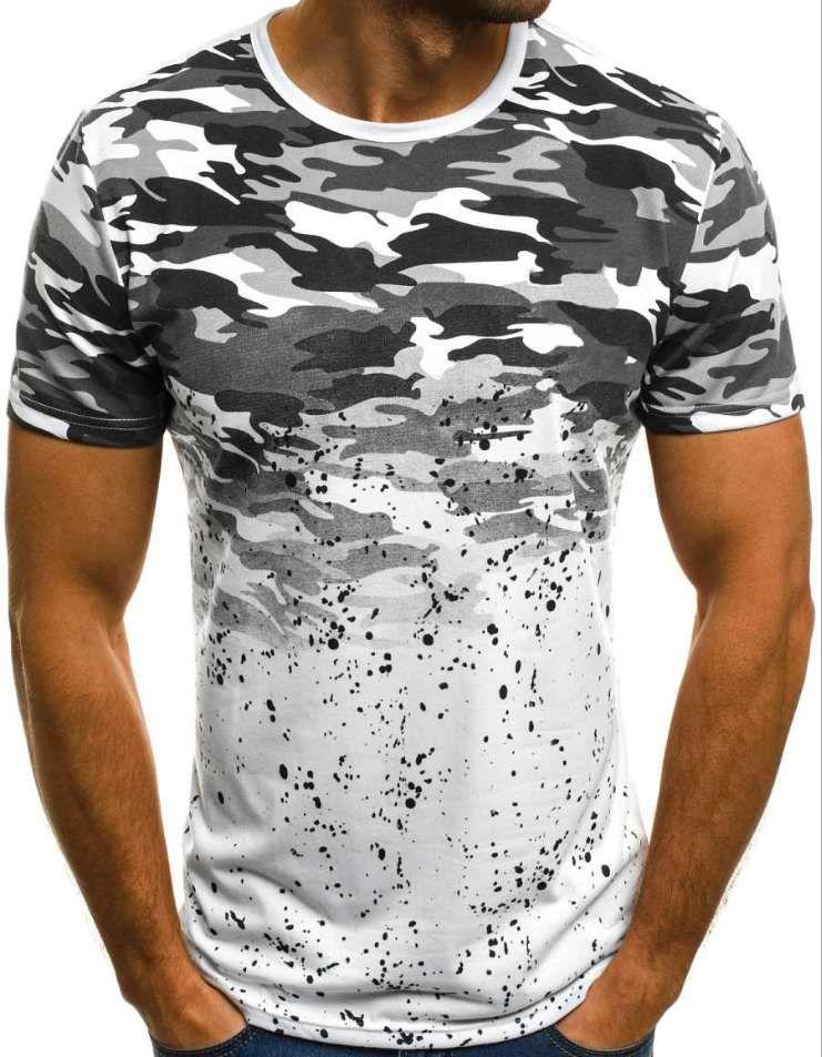 hommes Creative GYMNASE T-shirt homme t-shirt Workout vêtements hommes T-tops gros