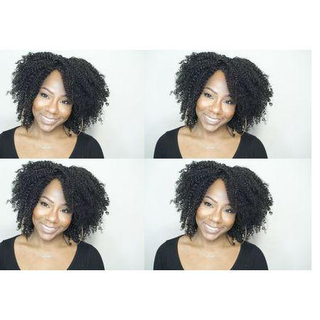 neuer Schönheit Artdame brasilianisches Haar Afro Americ kurze lockige Perücke Simulation Menschliches Haar afro kurze lockige Perücke für Frau