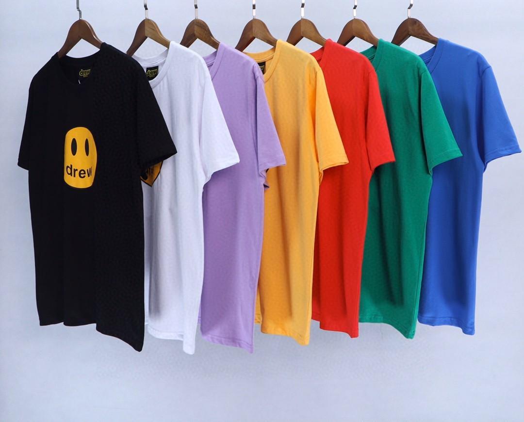 Trasporto di marca camicia venditore caldo di lusso del progettista delle donne Mens maglietta Fashion Casual Estate Tees alta qualità di lusso Stampa Tshirt 2032736Y