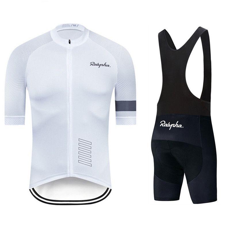 Новый 2020 Go Pro Raphaful команды задействуя одежда Set Мужчины Велосипед Майо MTB Гонки Ropa Ciclismo лето Hombre Roupa велосипед Джерси