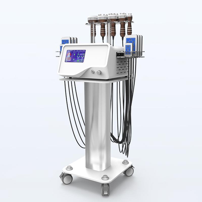 Vendas 2020 Novo Design Face Lift rejuvenescimento da pele equipamento de tratamento lipo máquina de emagrecimento de laser para a clínica da pele