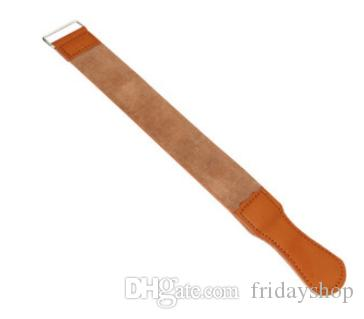 Men's Shaving Leather Strap for Barber Straight Razor Knife Cowhide Sharpening Strop Belt Barber Shaving Necessary Strap