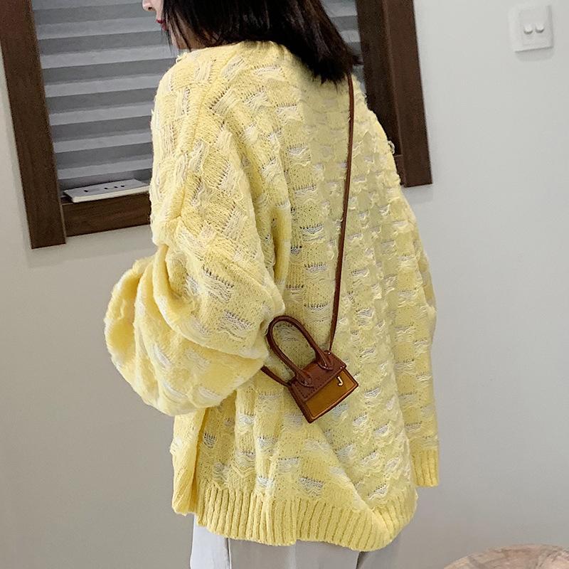 Mode Luxe Super Mini brevet Leatther bourse J Lettre Sac à bandoulière femmes Designer Cross Body Bag Lady Messenger petit sac à main