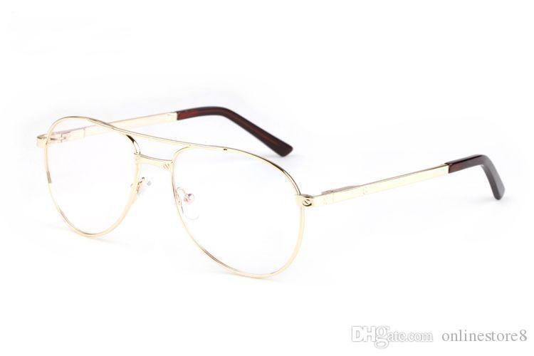 Occhiali da vista di lusso per oculos occhiali da sole Brand Buffalo Designer Designer Occhiali da sole Corno a vite Occhiali in lega Gamba Eyewear Ovale Uomo Donne Cornici Opti Dnod