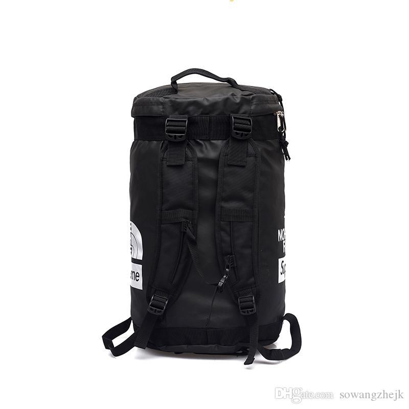 2018 배낭 얼굴 연인 여행 더플 가방 학교 어깨 가방 재료 자루 스포츠 배낭 야외 핸드백 무료 배송