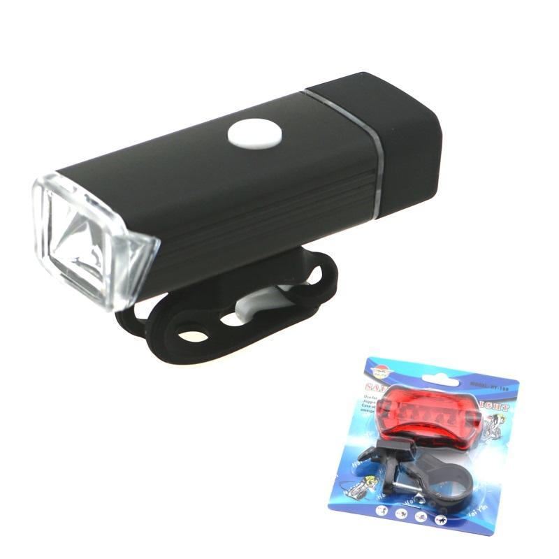 Яркий USB аккумуляторная велосипед передний свет 4 Режим XPE из светодиодов алюминиевый корпус водонепроницаемый встроенный 1200mAh батареи 18650 велосипед фары