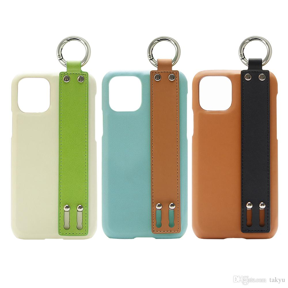 PU cuir OEM Sublimation vierge Téléphone Coque De Protection personnalisé Smartphone Cas Pour iphone XI 3 couleurs