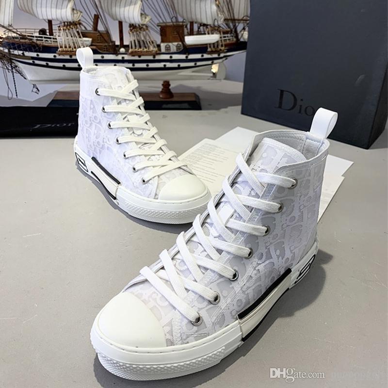 uomini 2020B Designer e scarpe casual paio delle donne, pattini superiori di lusso casual, scarpe da uomo taglia 38-45, scarpe da donna taglia 35-42