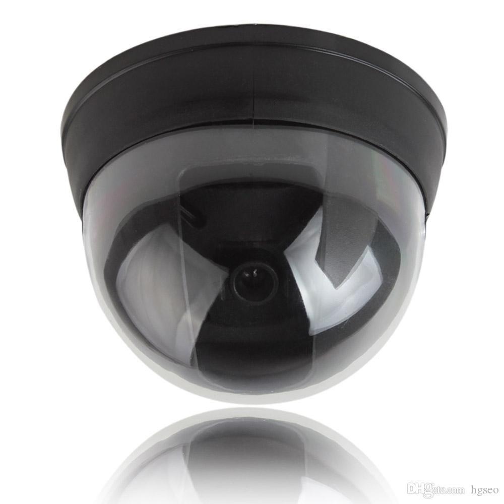 레드 활동 LED 라이트 CCT_704 작은 더미 시뮬레이션 돔 보안 카메라