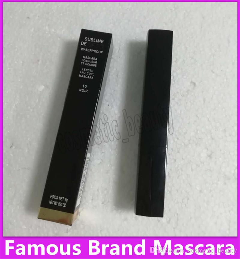 2019 FREE SHIPPING MAKEUP Lowest Best-Selling good sale Newest Products liquid MASCARA 6g black good quality free shipping