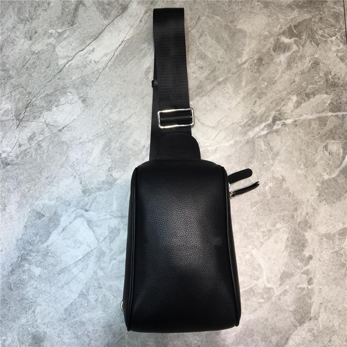 kepçe göğüs torba ile yay Joker doku büyük kapasiteli geniş omuz çanta Klasik Trend bayan çapraz vücut torbası