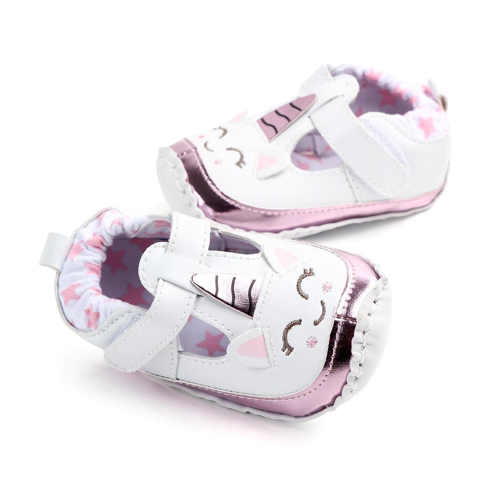 2020 New Baby Unicorn Shoes Boy Girl