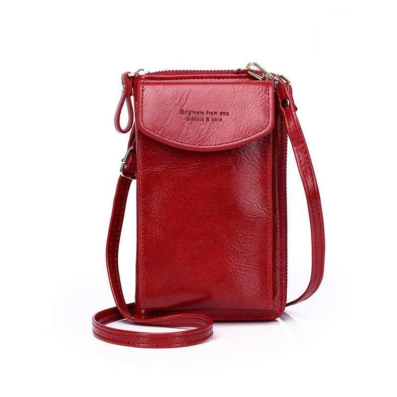 2020 Wallet New Handbags Bolso de lujo Classic Mobile Bolsa Teléfono Diseñador de bolsas Bolsos Bolsos Hombro Moda BSDFN