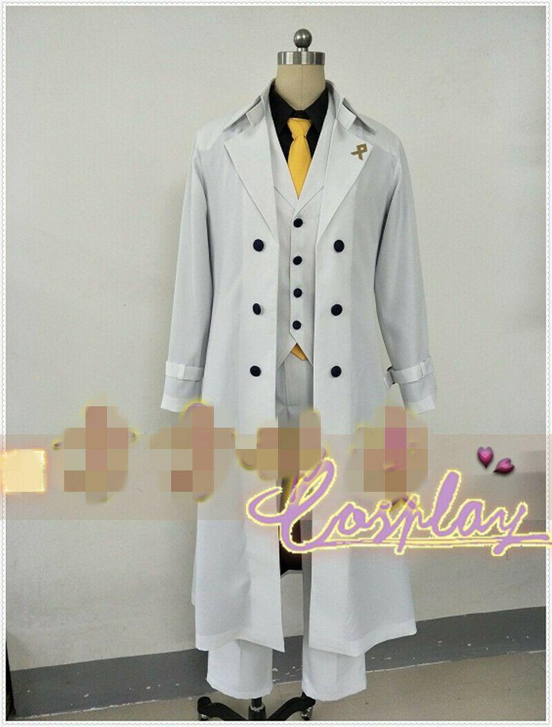 NUOVO! Costume cosplay Bungo Stray Dogs Detective Agency Dazai Osamu Uniform