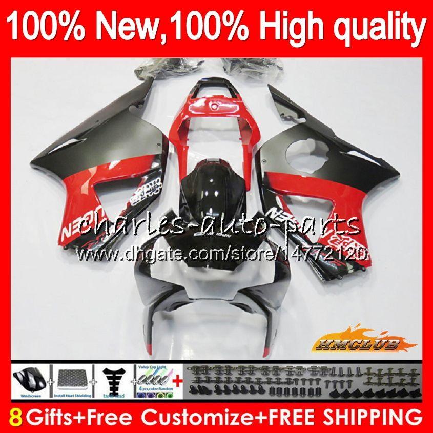 OEM Body For HONDA CBR 954 900 RR CC 900CC CBR900 CBR954 RR 77HC.70 red hot sale CBR 900RR 954RR CBR900RR CBR954RR 02 03 2002 2003 Fairings