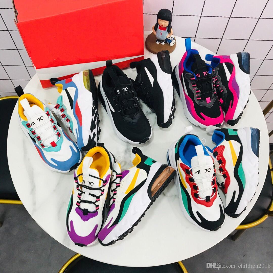 Acheter Brand Réagissant Des Chaussures Enfants 2019 Garçon Girls ...