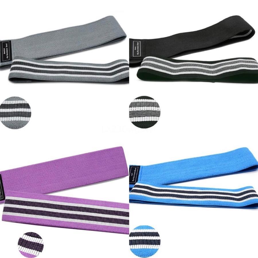 2-tube aptidão Pedal Pull corda da resistência bandas de exercício sit-up Cintura Fina Yoga fitness # 635