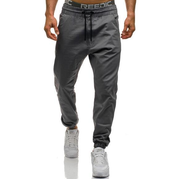 2019 Sale Men Summer Joggers Pants Casual Brand Clothing Designer Long Hip Hop Luxury Pants Elastic Fitness Male Trousers Mens Sweatpants