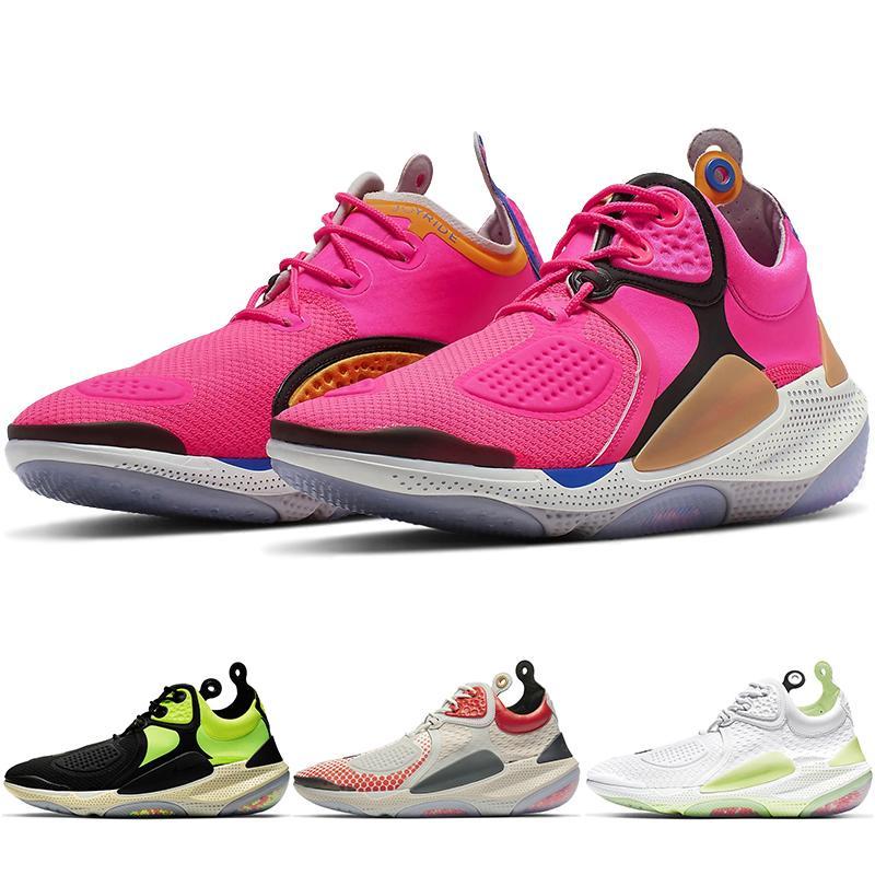 Nuovo Joyride CC3 Setter granello di ammortizzazione Scarpe da corsa Scarpe Mens Sneakers Women Run FK doppio all'aria aperta AT6395-600 AT6395-101