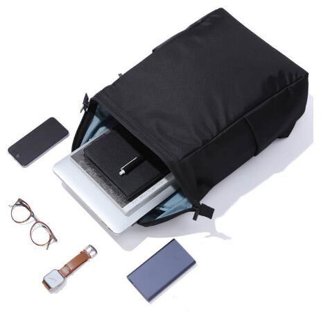 Orijinal Xiaomi youpin 90FUN Çanta Banliyö Sırt Çantası Laptop Çanta İş Klasik Çanta Su geçirmez Kovucu Basit Işık İçin Seyahat Çalışması 2 Col