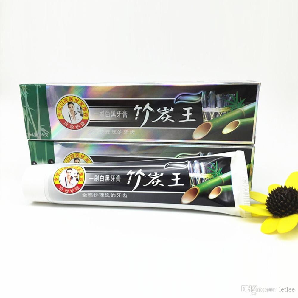 Stock! original toothpaste charcoal toothpaste black tooth paste bamboo charcoal toothpaste oral hygiene tooth paste
