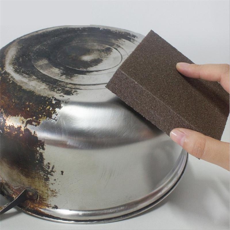 Nano Sponge Eraser para Remoção Ferramentas Rust algodão de limpeza Kitchen Gadgets Acessórios descalcificação Limpo Rub Pot Cozinha
