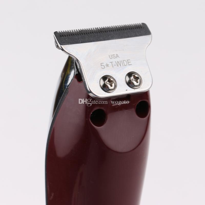 220v elettrico professionale filo Trimmer capelli Clipper Barber Cut negozio di barbiere lo styling dei capelli del regolatore del rasoio parrucchiere tagliatrice DHL