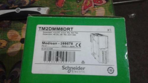 Fst Yeni KUTU Schneider PLC Genişleme Modülü TM2DMM8DRT ücretsiz gönderim