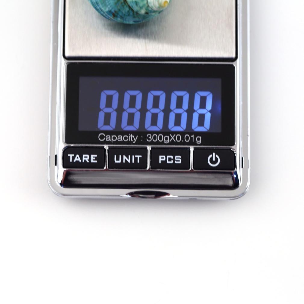 1 Adet Marka YENİ Profesyonel Mini Ölçekli Sıcak Satış Tartı 0.01 x 300g Elektronik Denge Gram Dijital Cep Mücevher