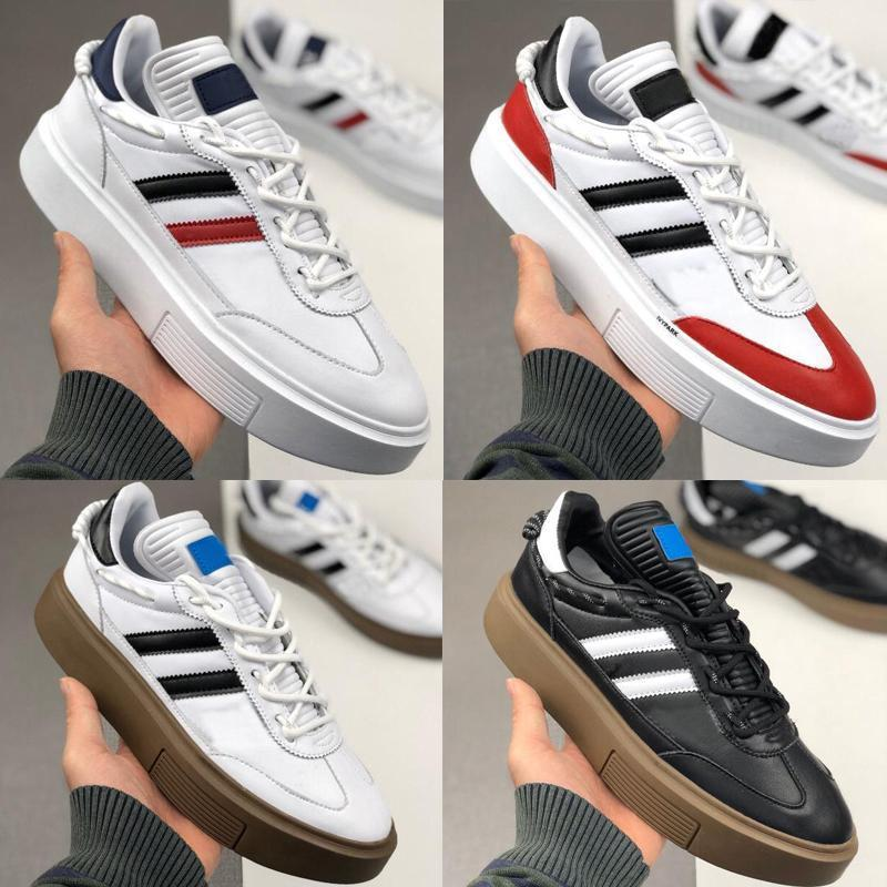2020 New IVY PARK BeyonceLISSE SUPER Hommes Femmes Sleek super 72 Blanc Noir Mode Chaussures Casual taille 36-45 # 459870698b #