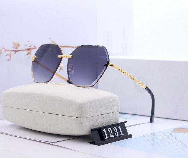 nuovi occhiali da sole di alta qualità per gli uomini e le donne della moda polarizzati testa corsa esterna occhiali da sole multi-colore degli occhiali da sole opzionali